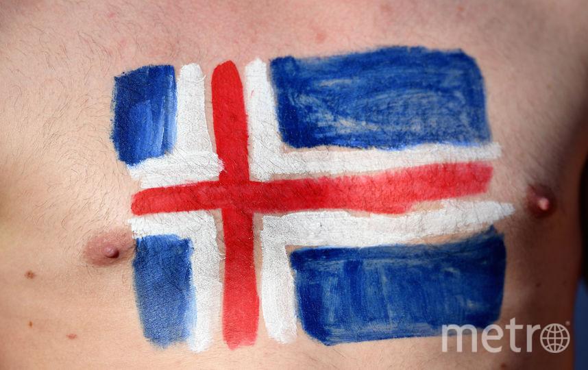 Исландия – третье место. Фото Getty