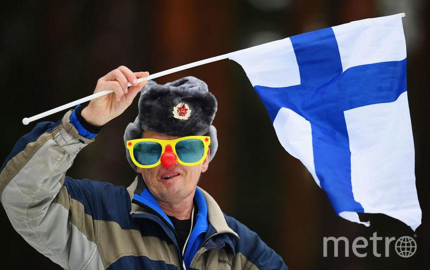 Финляндия – 1 место. Фото Getty