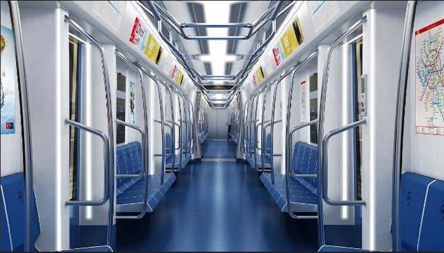 """Поезд """"Москва"""". Фото скриншот """"Вконтакте"""""""