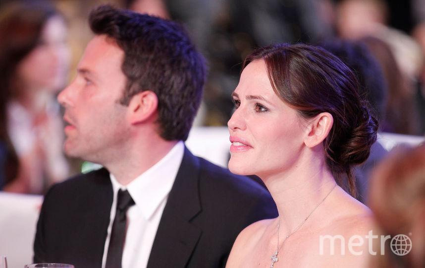 Бен Аффлек и Дженнифер Гарнер разводятся. Фото Getty