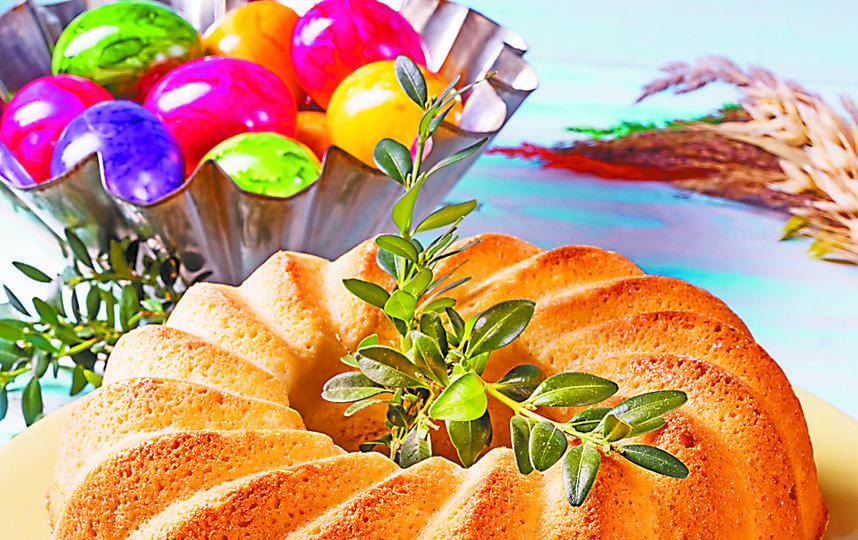 Пасха 2017: Лучшие рецепты пасхального кулича. Фото PressPhoto