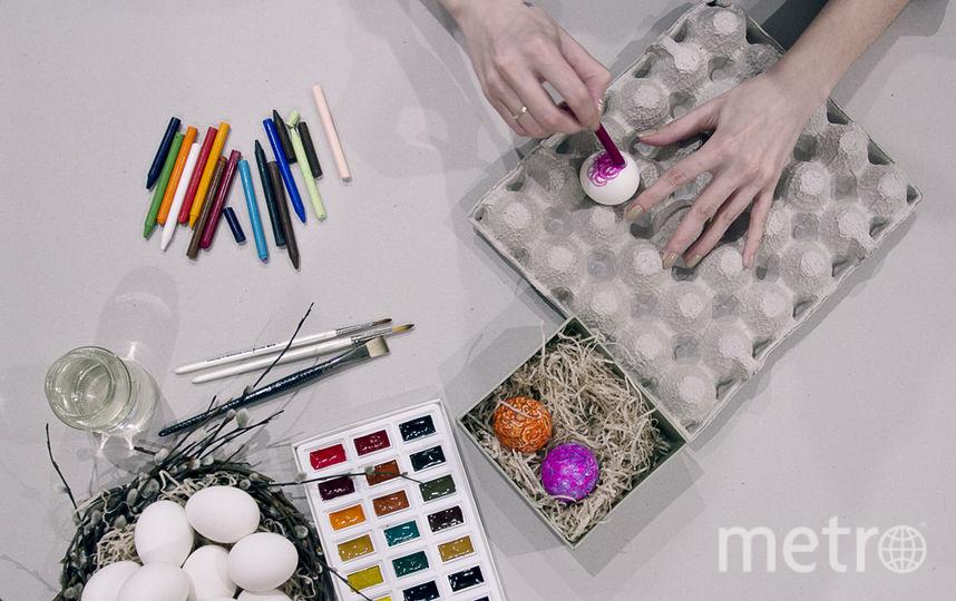 """Пасхальные яйца. Фото Анна Тихонова., """"Metro"""""""