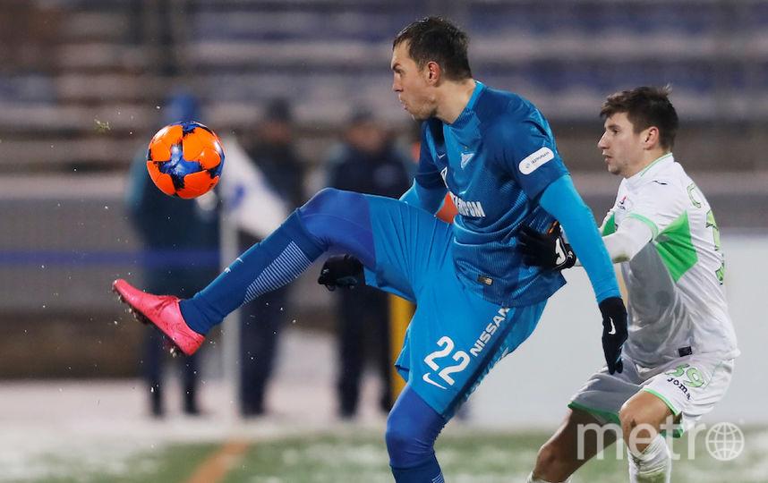 Лавров обигре «Спартак»— «Зенит»: Без валидола неможем