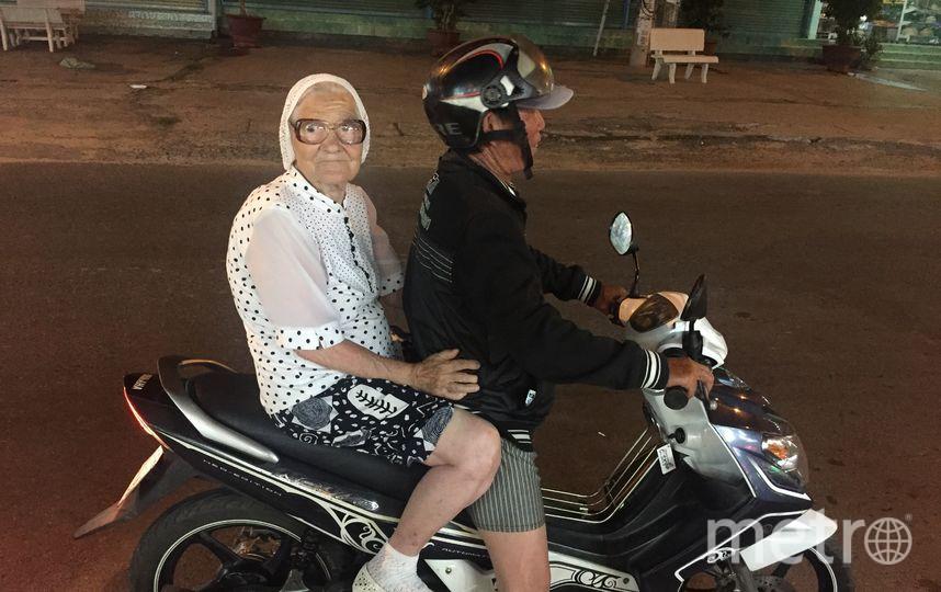 Баба Лена, Вьетнам. Фото Екатерина Папина