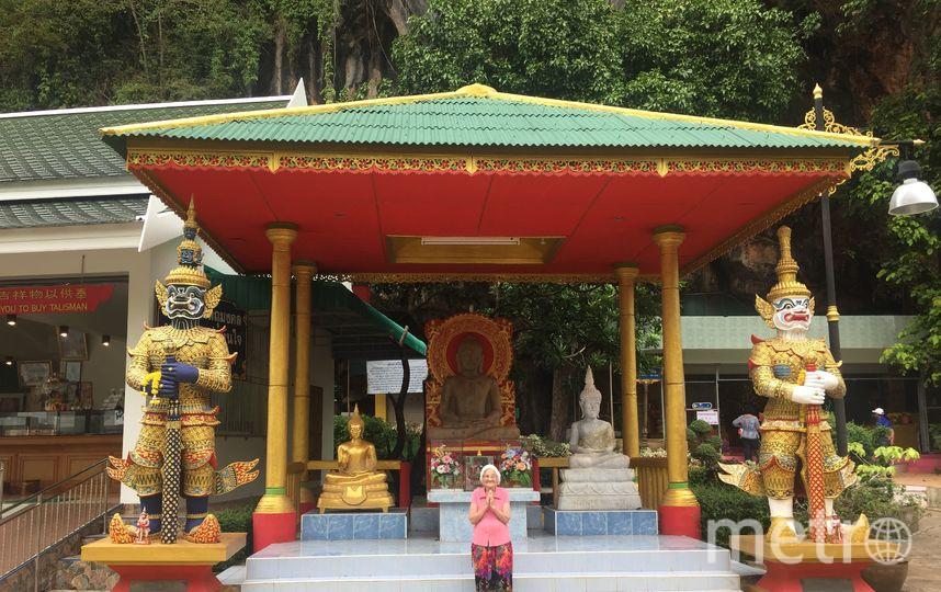 Баба Лена, Таиланд, провинция Краби. Фото Екатерина Папина