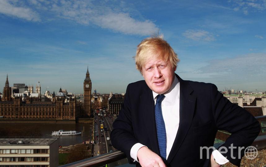 Министр иностранных дел Великобритании Борис Джонсон. Фото Getty