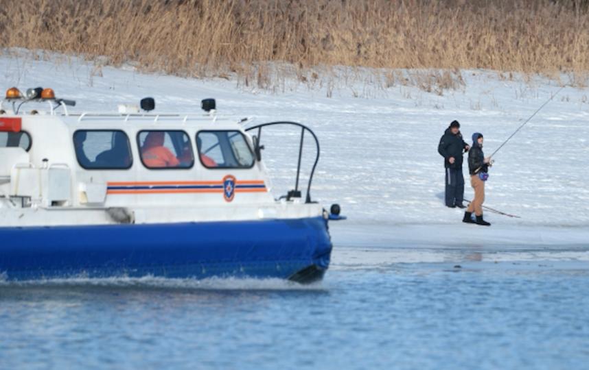 ВТверской области нареке Молога утонули два рыбака