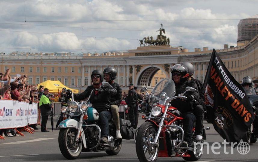 Мотофестиваль St.Petersburg Harley® Days 2016. Фото Getty