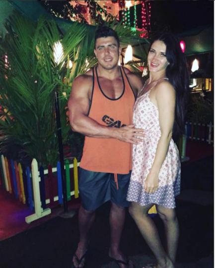 Лена и Руслан. Фото Скриншот Instagram/ohhh_lenok