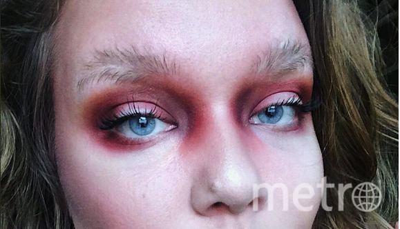 Новый тренд макияжа брови-перья взорвал Instagram. Фото Скриншот Instagram/beautybekky