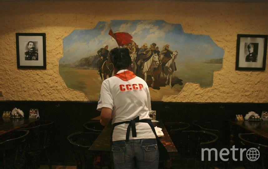 В России гастрономический туризм пока в новинку. Фото Getty