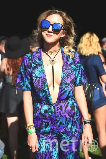 Яркие и позитивные посетители фестиваля Coachella-2017. Фото Getty