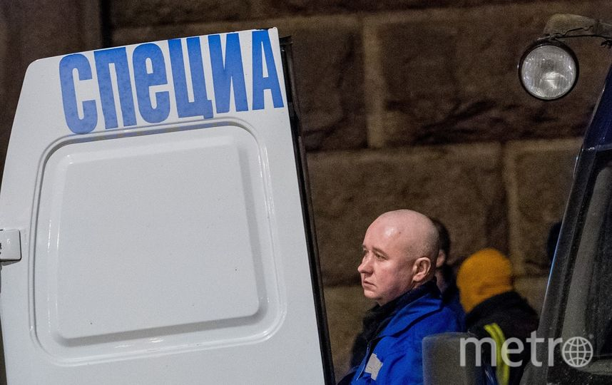 """Состояние одного из пострадавших при теракте в метро Петербурга ухудшилось. Фото """"Metro"""""""