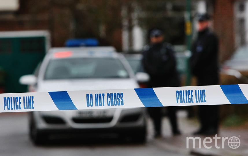 Полиция Лондона. Фото Getty