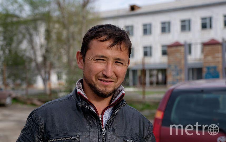 "Улугбек Ормонов. Фото Фото: Алена Бобрович., ""Metro"""