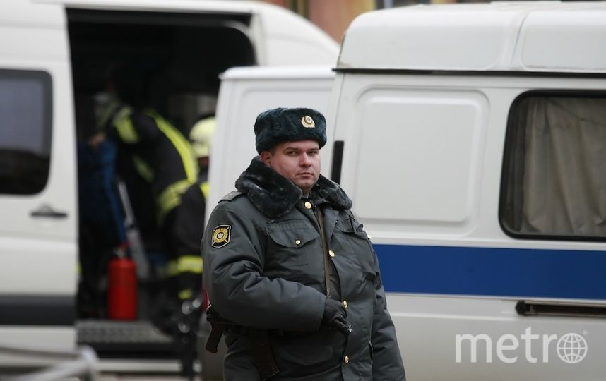 В столицеРФ задержали мужчину, застрелившего знакомого на стоянке