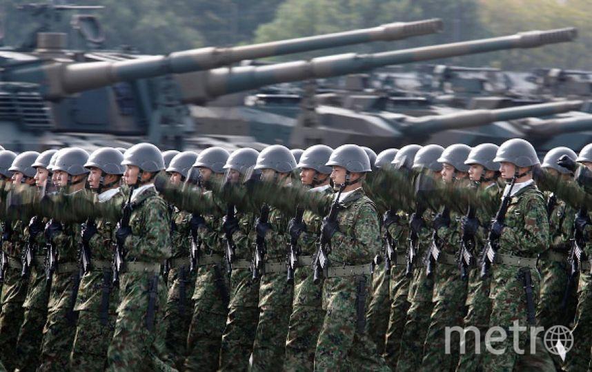 Силы самообороны Япрнии. Фото Getty