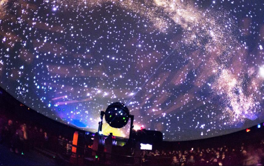 Московский планетарий. Фото mos.ru