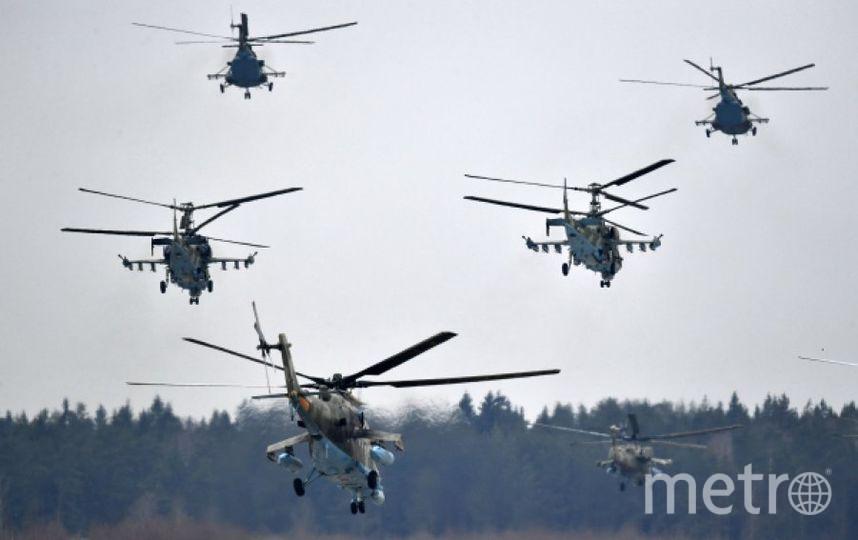 """Ка-52 """"Аллигатор"""". Фото РИА Новости"""