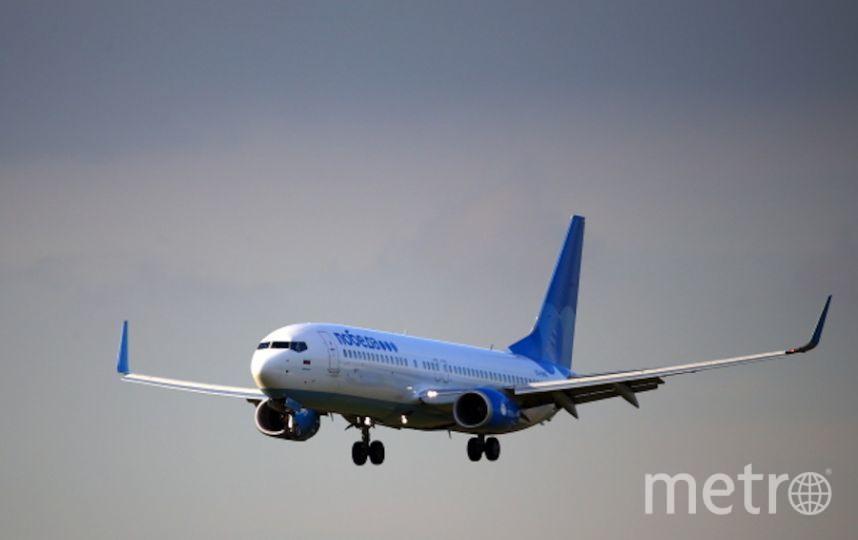 """Самолет авиакомпании """"Победа"""". Фото РИА Новости"""