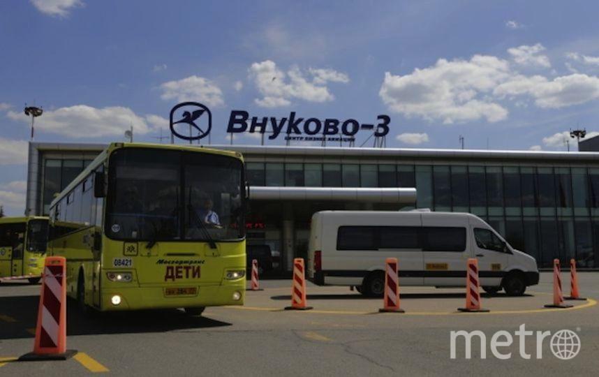 Аэропорт Внуково. Фото РИА Новости