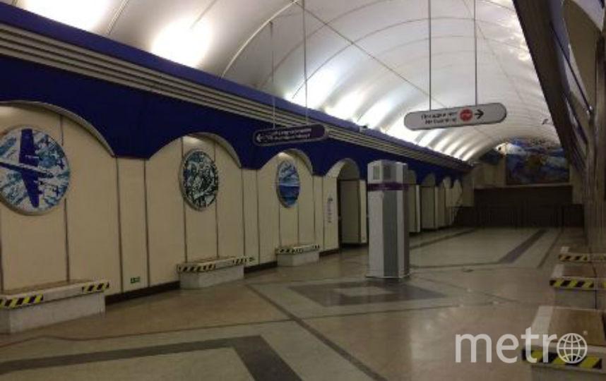 Оборудование Wi-Fi начали монтировать нафиолетовой линии метро
