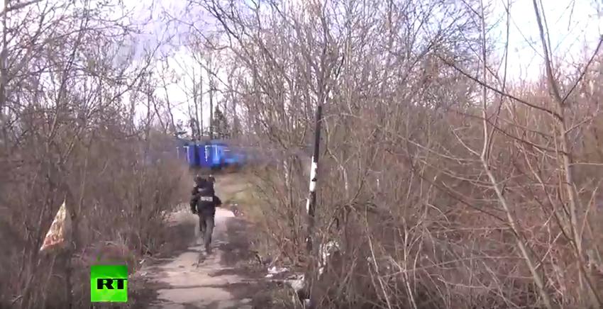 Предполагаемого организатора теракта 3 апреля нашли по телефону Джалилова. Фото Скриншот Youtube