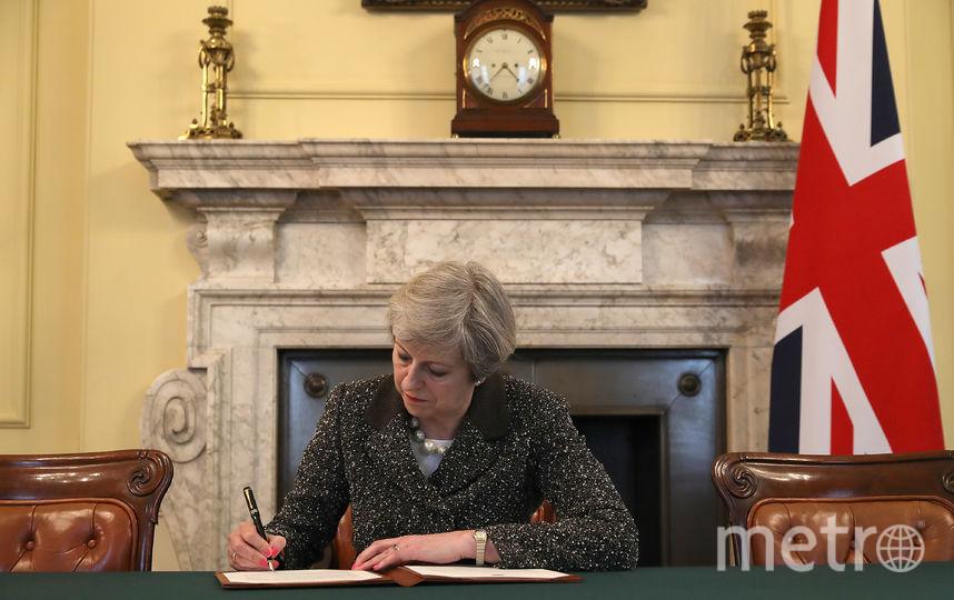 В Англии из-за Brexit объявили досрочные выборы впарламент