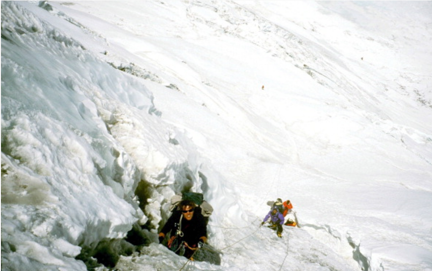 На Эвересте погибло две сотни человек. Фото Getty
