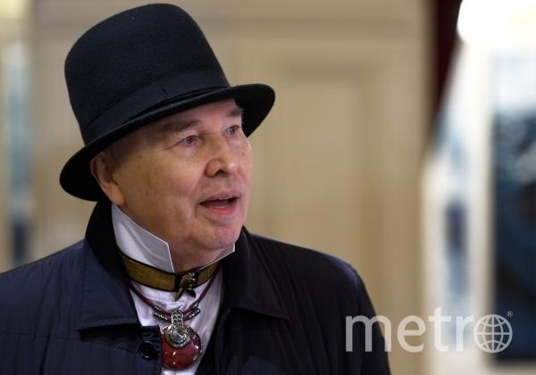 Модельера Вячеслава Зайцева срочно госпитализировали