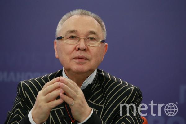 Вячеслав Зайцев опроверг свою госпитализацию спневмонией