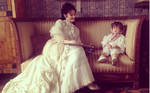 """Кадр из фильма """"Анна Каренина"""". Фото Instagram"""