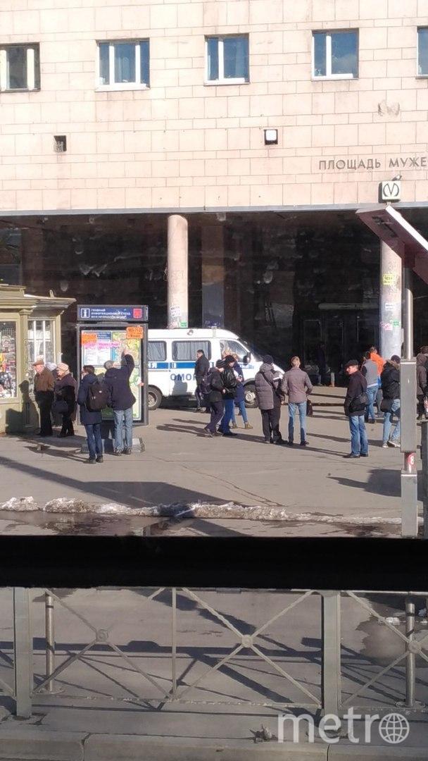 ДТП и ЧП | Санкт-Петербург | vk.com/spb_today. Фото  Ольга Минеева, vk.com