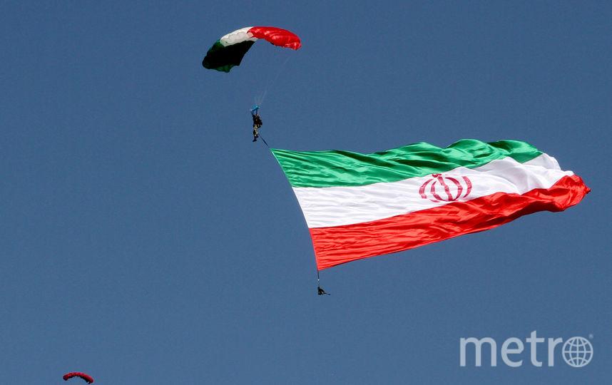 Военный парад в Тегеране. Фото AFP