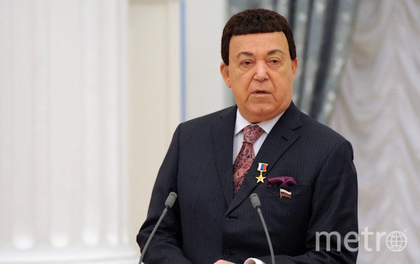 Иосиф Кобзон. Фото РИА Новости
