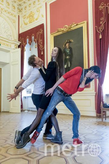 Предоставлены Академическим театром балета Эйфмана.