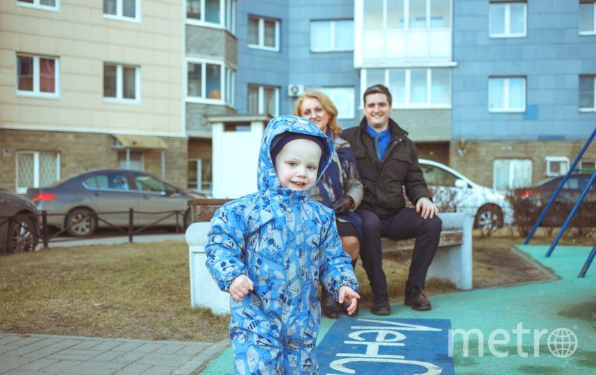 Для Ольги Сергеевны важны в жизни надежность и стабильность. Фото ЛенСпецСМУ