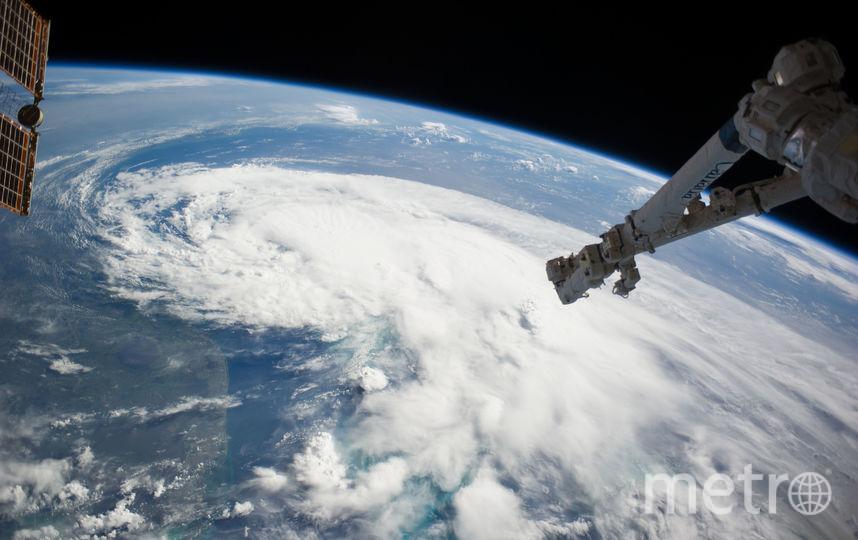 Международная космическая станция. Фото Getty