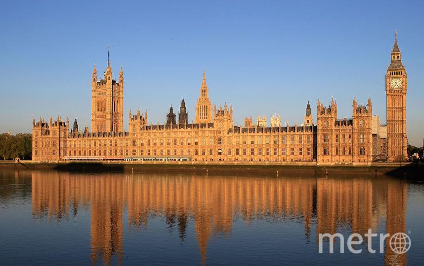 Парламент Великобритании. Фото Getty