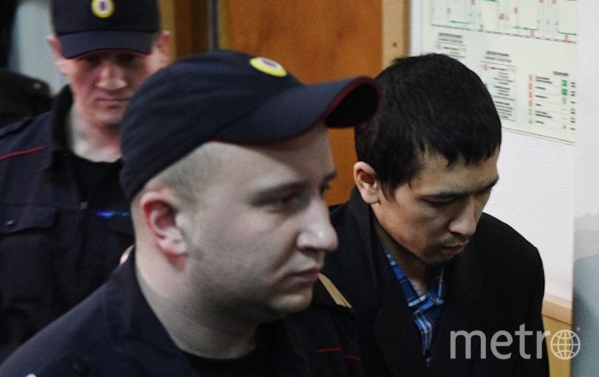 Предполагаемый организатор терактов в Петербурге Аброр Азимов. Фото РИА Новости