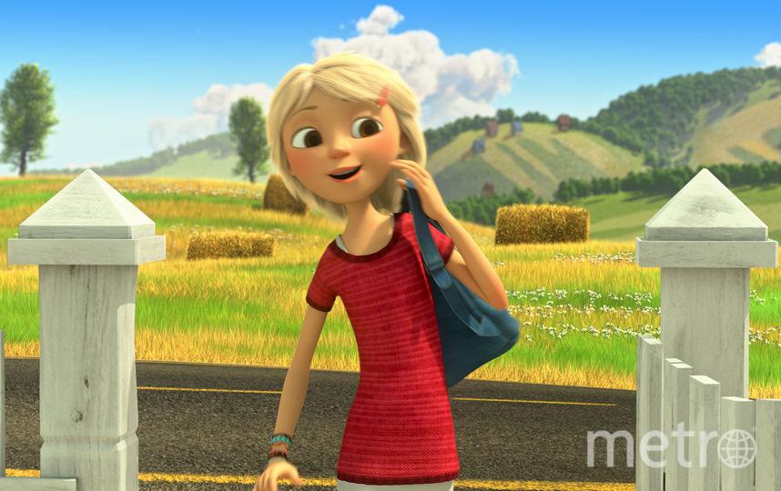 Вот так выглядит современная Элли – внучка той Элли. Фото Наше кино.