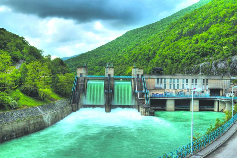 Пять самых популярных видов энергии. Фото ISTOCK.