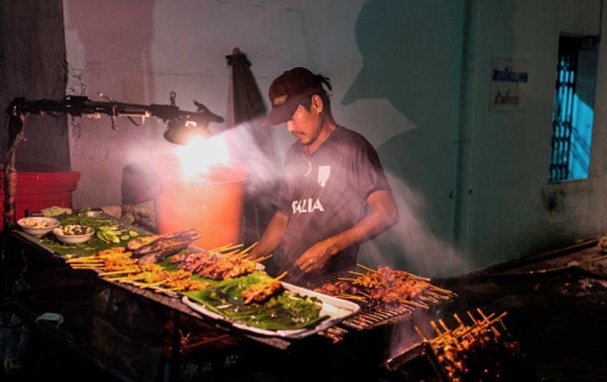 ВБангкоке хотят запретить уличную еду