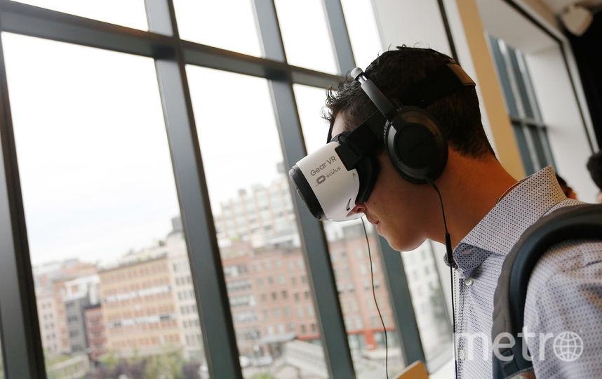 """крупные компании, представленные на рынке """"железа"""", активно вкладываются в разработки виртуальной реальности."""