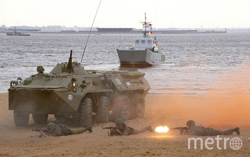 Военные сборы. Фото Getty