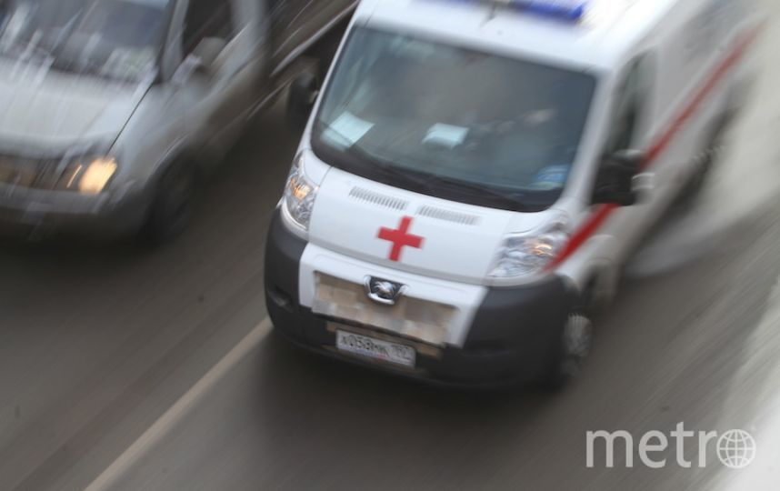 В российской столице шофёр иномарки пытался спровацирывать ДТП соскорой