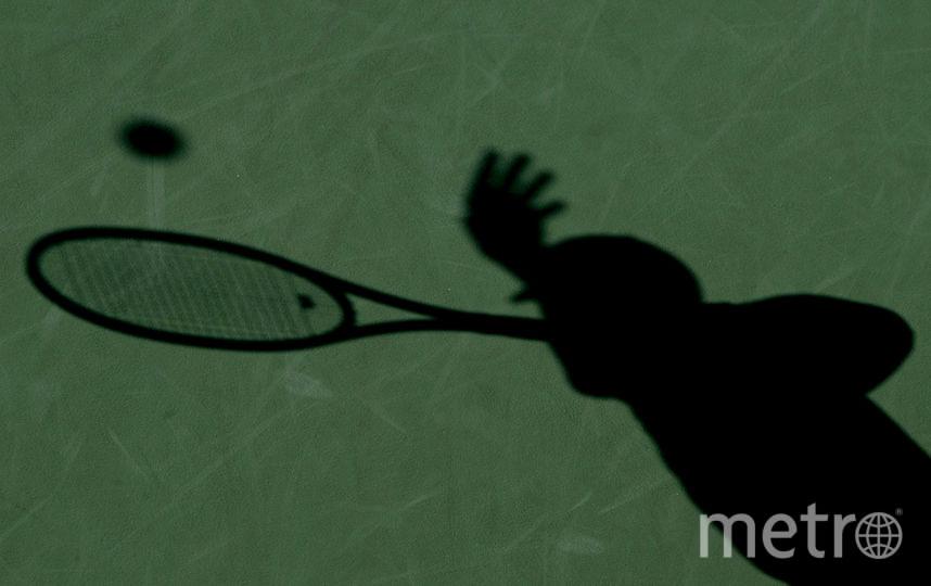 Теннисный матч. Фото Getty