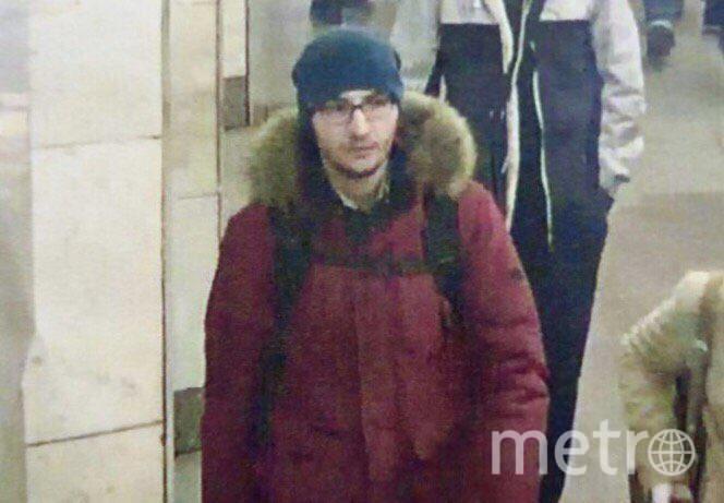 Смертник изпетербургского метро получал деньги от интернациональных  террористов— СКРФ