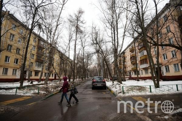Пятэтаэный дом в Москве (архивное фото). Фото РИА Новости