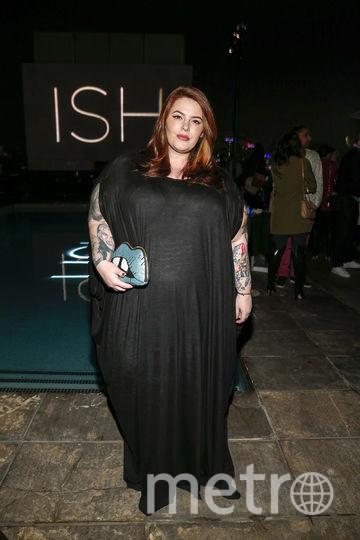 Модель весом 155 килограммов поразила поклонников откровенным фото. Фото Getty